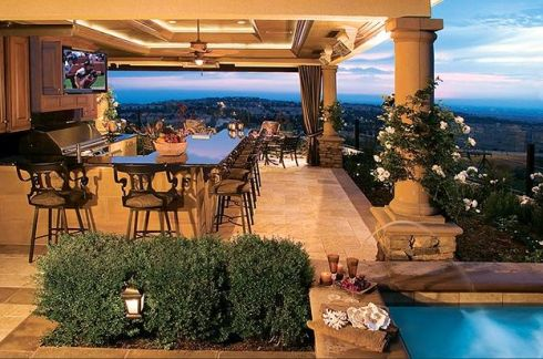 Outdoor Kitchen | Rock Spring Design Group, LLC